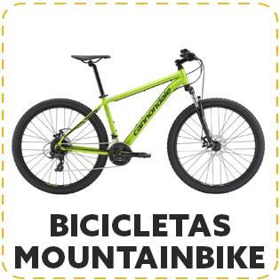 Bicicletas Mountainbike
