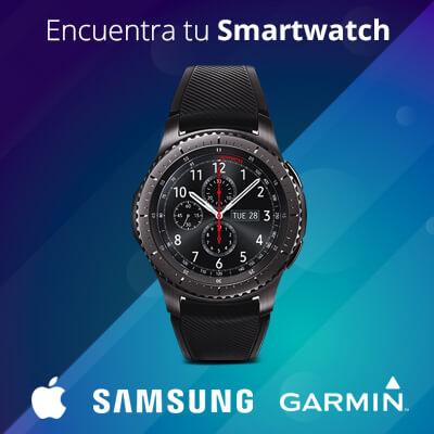 Encuentra tu SmartWatch