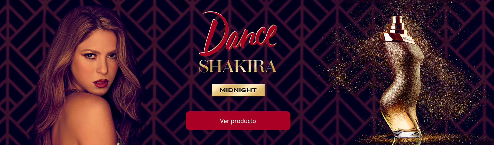 Shakira Dance Midnight