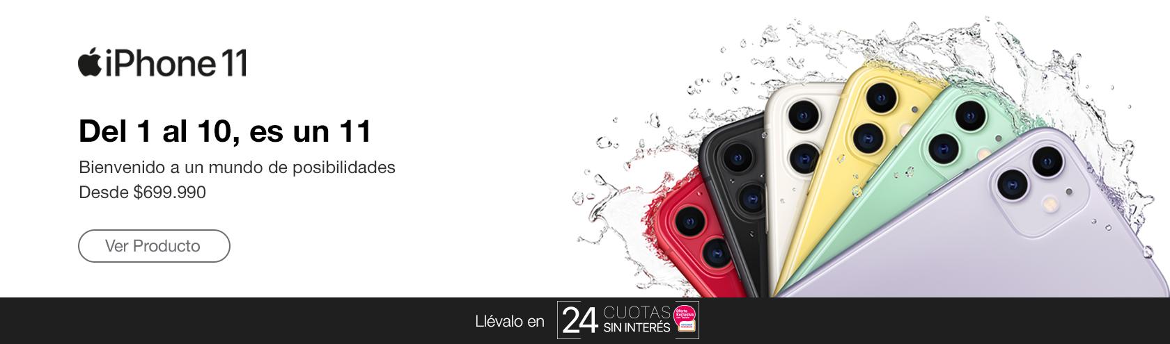 Lanzamiento nuevo iPhone 11