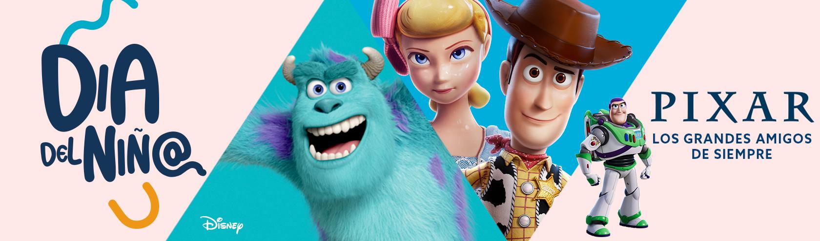 Ofertas Pixar