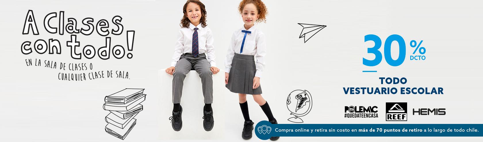 Escolares 2021