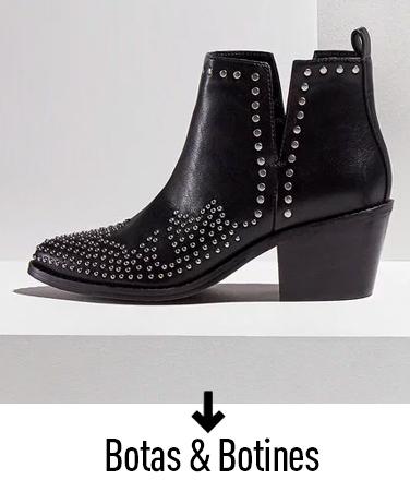 botas y botines mujer
