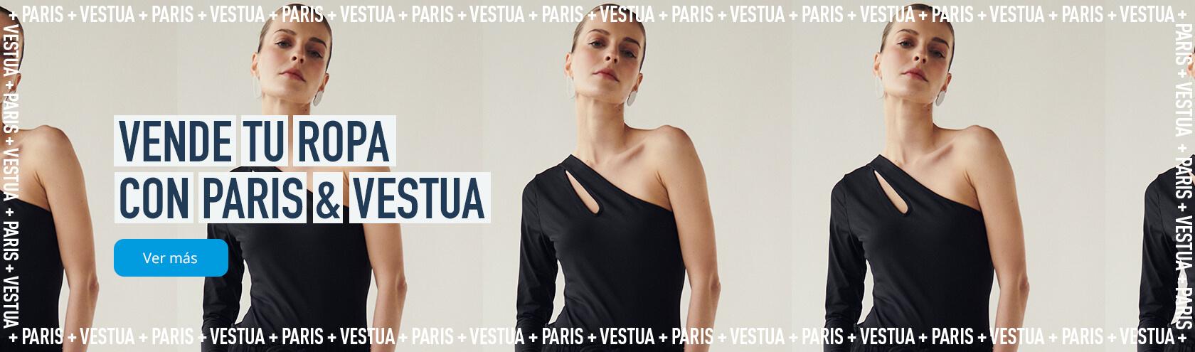 Libera tu closet, vende ropa usada con Vestuá y Paris