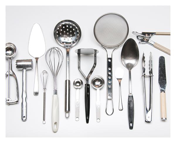 Utensilios de Cocina y Cuchillos