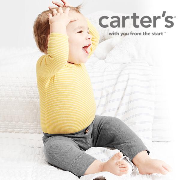 Pantalones, poleras y más ropa de niño colección Carters